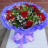 鲜花红玫瑰11...