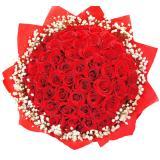 66支红玫瑰